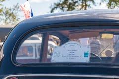 Peugeot 202 kolekcja zdjęcie stock