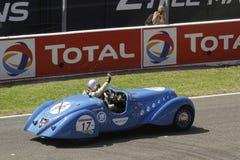 Peugeot 402 Stock Photo
