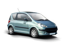 Peugeot 1007 Stock Images