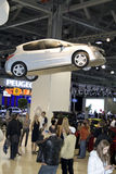 Peugeot model flies Stock Photos