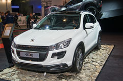 Peugeot 4008 Stock Images