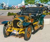 Peugeot Oldtimer obrazy royalty free