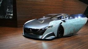 Peugeot Onyx Concept Royalty Free Stock Photography