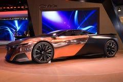 Peugeot Onyx sports car Royalty Free Stock Photo