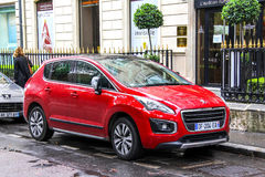 Peugeot 3008 Stock Photography