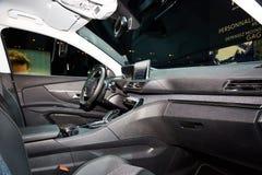2017 Peugeot 5008 Stock Photos