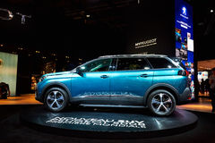 2017 Peugeot 5008 Stock Image