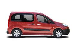 Peugeot partner Zdjęcia Royalty Free