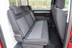 Peugeot podróżnik 2018 Seat fotografia stock