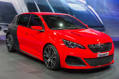 Peugeot 308 R Stock Photography