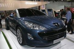 Peugeot rcz Royalty Free Stock Image