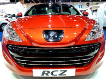 Peugeot RCZ Stock Photos