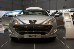 Peugeot RCZ Hybrid4 Concept Royalty Free Stock Photos