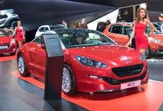 Peugeot RCZ Stock Photography