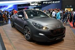 Peugeot RCZ R Concept Geneva 2013 Royalty Free Stock Photography
