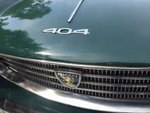 Peugeot rocznika samochód obrazy royalty free