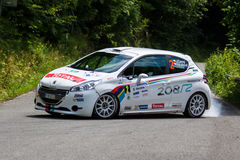 Peugeot 208 RS Royalty Free Stock Image