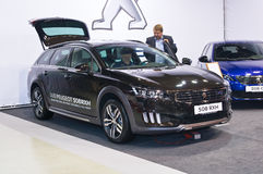 Peugeot 508RXH Arkivfoton