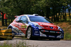 Peugeot S2000 Stockfotografie