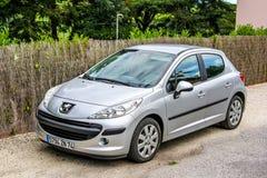 Peugeot 207 Stock Photo