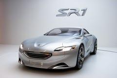 Peugeot SR1 Stock Images