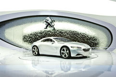 Peugeot SR1 concept Royalty-vrije Stock Fotografie