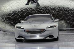 Peugeot SR1 Concept Stock Photo