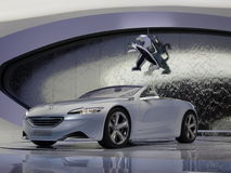 Peugeot SR1 Concept Car Stock Photography