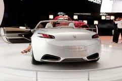 Peugeot SR1 Concept car Stock Image