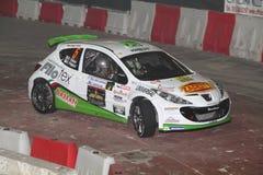 Peugeot 207 Super 2000 Stock Afbeelding