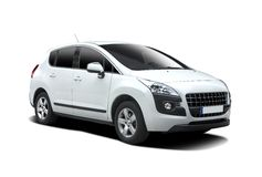 Peugeot SUV 3008 Stock Images