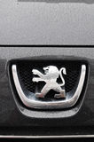 Peugeot symbol Royalty Free Stock Image
