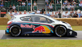 Peugeot 208 T16 Royalty Free Stock Image