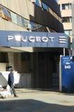 Peugeot Stock Photo