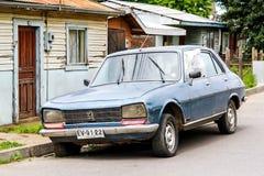 Peugeot 504 Royalty Free Stock Photo