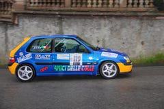 Peugeot 106 16v Στοκ εικόνες με δικαίωμα ελεύθερης χρήσης
