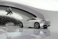 Peugeot ZWX - salone dell'automobile 2010 di Ginevra Immagini Stock