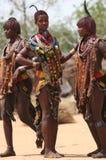 Peuple de l'Afrique Photo stock