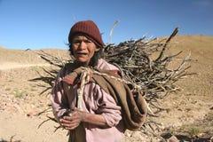 Peuple de la Bolivie image stock
