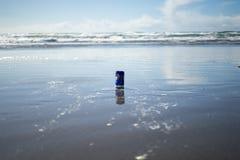 A peut en plage d'océan, plage d'océan, San Francisco Photo libre de droits