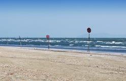 Peut la plage Vietnam du Sud de gio Image libre de droits