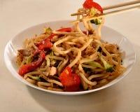Peut Wang Noodles image stock