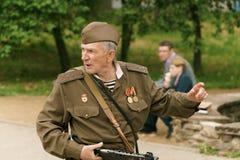 9 peuvent le régiment 2017 immortel de Taganrog Photos stock