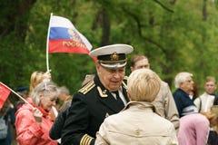 9 peuvent le régiment 2017 immortel de Taganrog Photos libres de droits