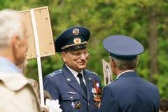 9 peuvent le régiment 2017 immortel de Taganrog Images stock
