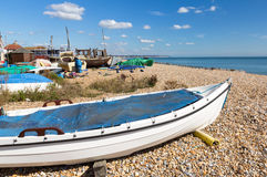 Pevensey Bay Stock Photography