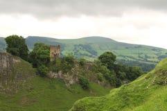Peveril Castle Stock Photos