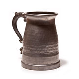 Pewter Beer or Ale Tankard Stock Photography