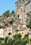 Peyre, old village near Millau Stock Images