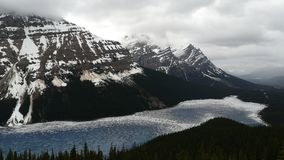 Lake Peyto royalty free stock images